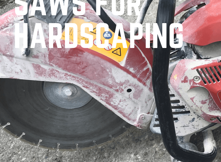 Best Cut Off Saws for Hardscaping