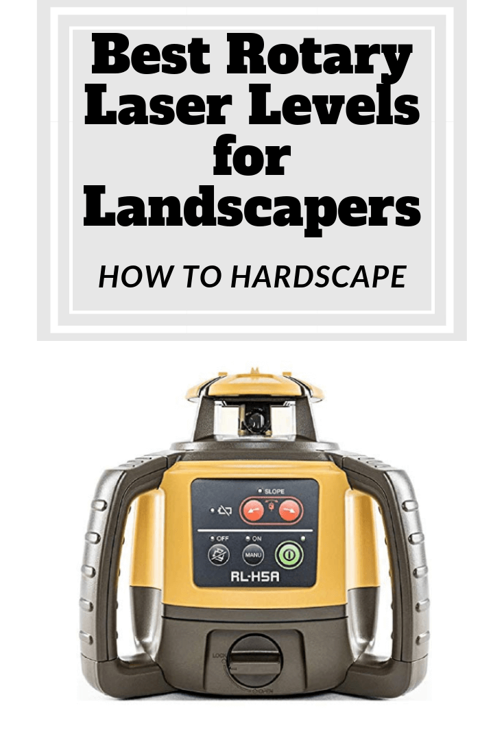 Best Rotary Laser Levels for Landscapers