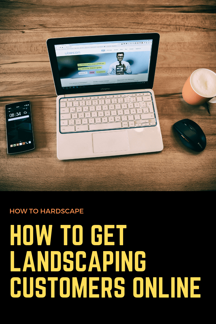 How to Get Landscaping Customers Online
