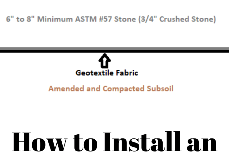 How to Install an Open Graded Base