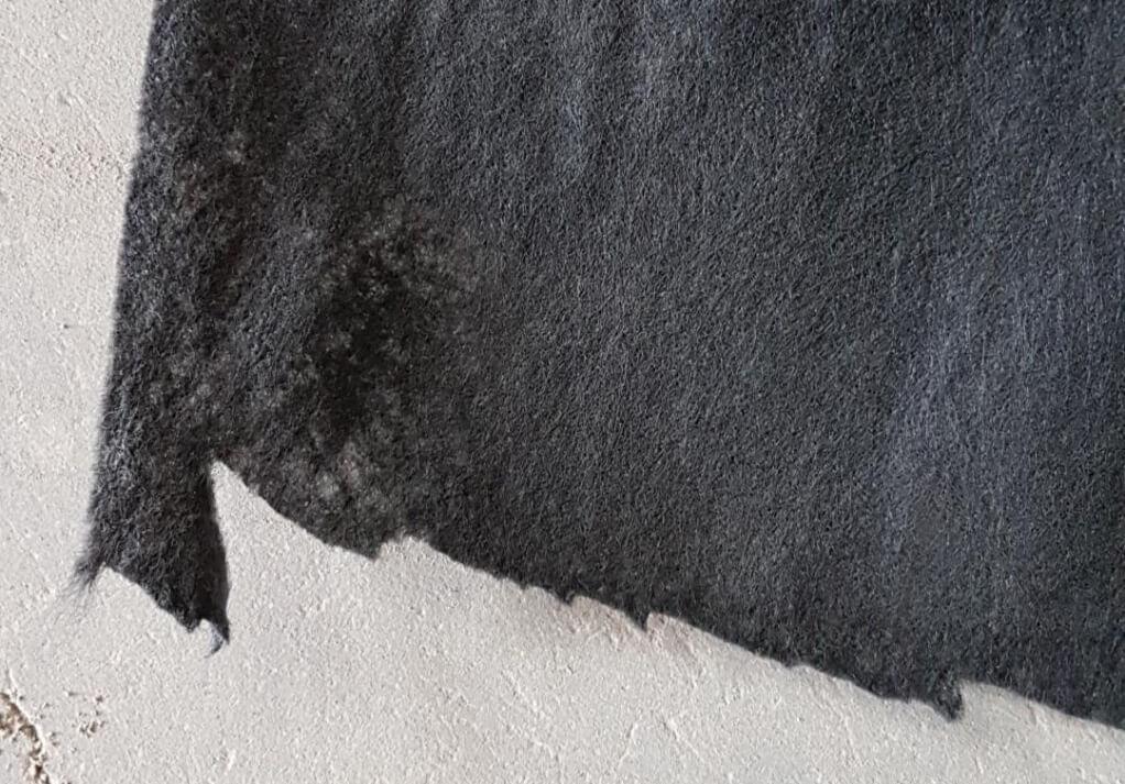 nonwoven geotextile fabric