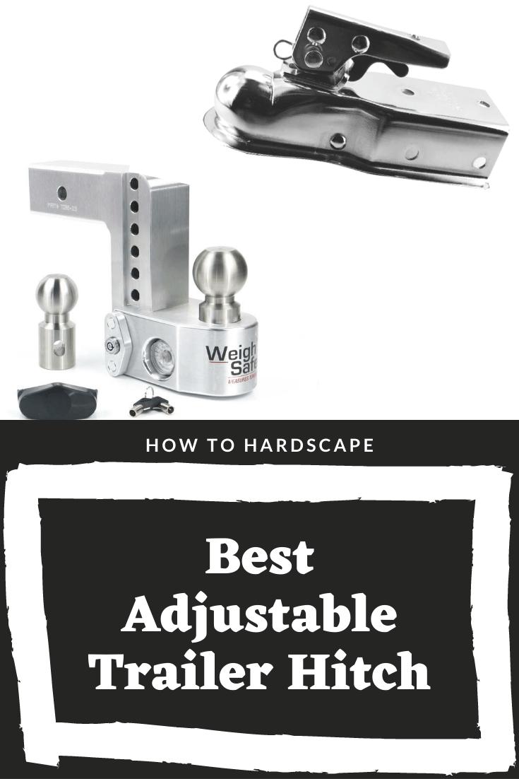 best-adjustable-trailer-hitch