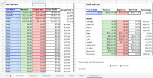 Bookkeeping for Contractors Spreadsheet How-To Series