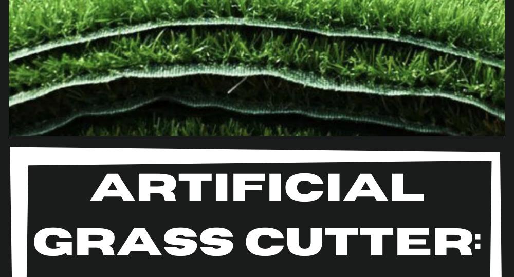 cutting-artificial-grass