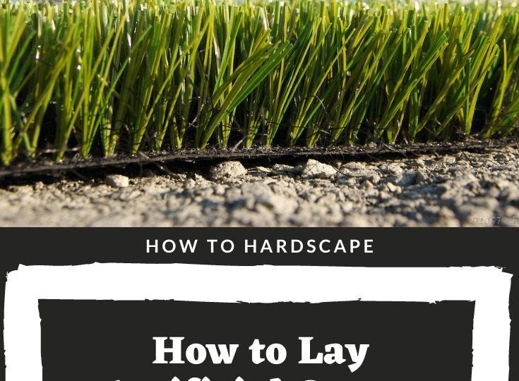 how-to-lay-artificial-grass